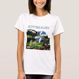 Camiseta Glória escocesa