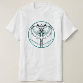 Camiseta glyph solar sagrado