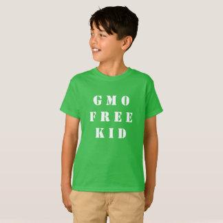 Camiseta GMO livra o miúdo