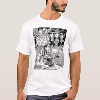 Camiseta Gnomo do ferreiro na forja