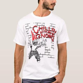 Camiseta Gnomo do tijolo