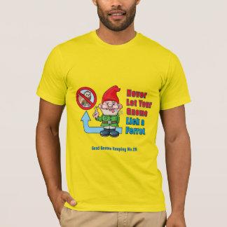 Camiseta Gnomo parvo e doninha