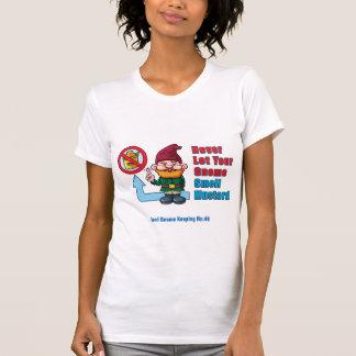 Camiseta Gnomo parvo e mostarda