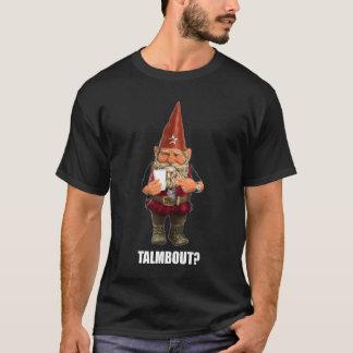 Camiseta Gnomo Talmbout? (Camisa escura)
