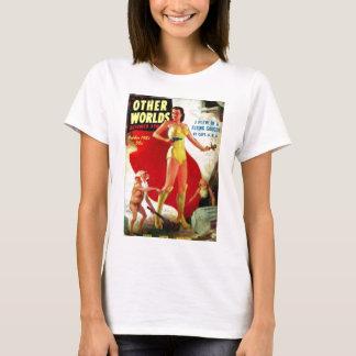 Camiseta Gnomos do jardim na praia