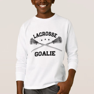 Camiseta Goalie do Lacrosse