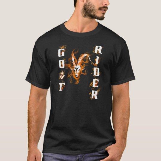 Camiseta GOAT Rider