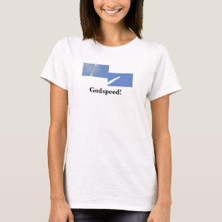 Camiseta Godspeed!