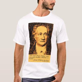 Camiseta goethe