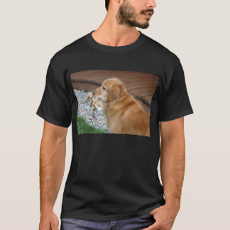 Camiseta Golden retriever