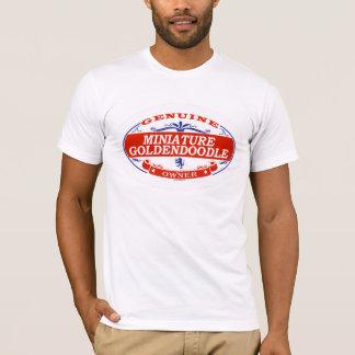 Camiseta Goldendoodle diminuto