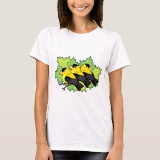 Camiseta goldfinches
