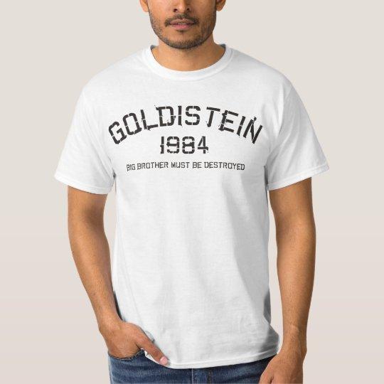 Camiseta Goldstein - 1984
