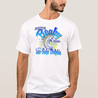 Camiseta Golfinho Atum-Seguro da marca Beaky