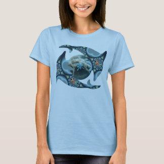 Camiseta Golfinhos em Dione