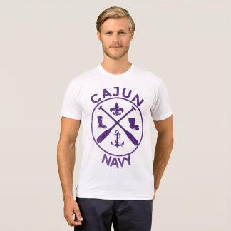 Camiseta golfo do barco do alivio do furacão da equipa de
