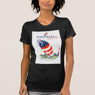 Camiseta Golo de campo do futebol, fernandes tony