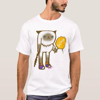 Camiseta Goma pode tem o T do miúdo de Candyz do algodão