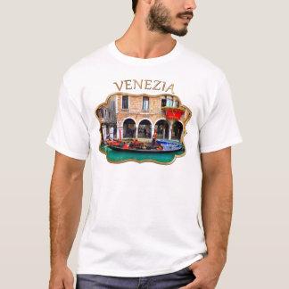 Camiseta Gondolier em Cannaregio
