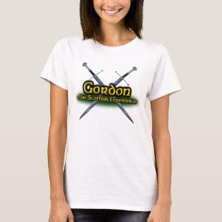 Camiseta Gordon o clã escocês da experiência