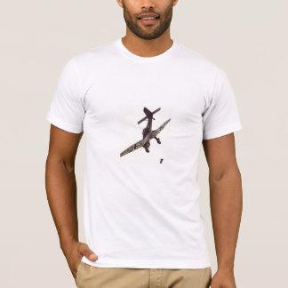 Camiseta gota alemão da bomba do luftwaffe