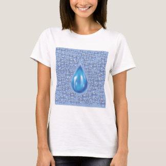 Camiseta gota da água