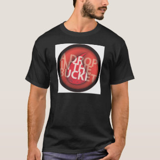 Camiseta Gota no balde