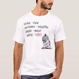 Camiseta Gotejamento dos esgrimistas