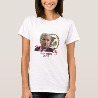 Camiseta Governador de Chris KENNEDY