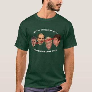 Camiseta governadores idos selvagens