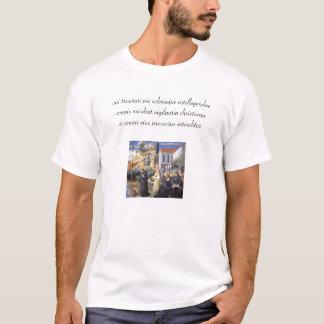 Camiseta gozzoli95, intelleg do sobrieque da torta do