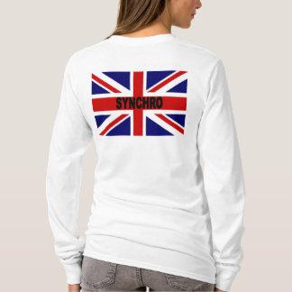 Camiseta Grâ Bretanha synchro