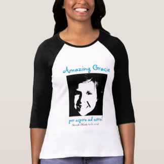 Camiseta Gracie de surpresa