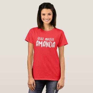 Camiseta Grade Amanda mestra