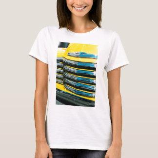 Camiseta Grade amarela