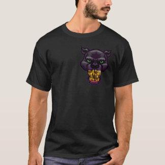 Camiseta Grade do HB da pantera preta