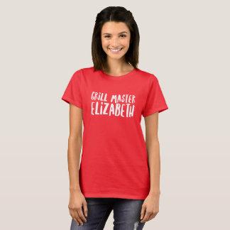 Camiseta Grade Elizabeth mestra