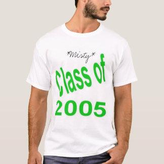 Camiseta graduação 2005