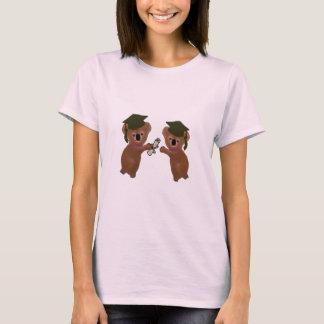 Camiseta Graduação do Koala