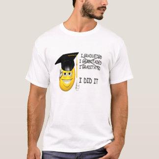 Camiseta Graduado