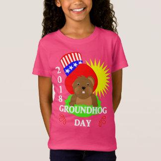 Camiseta Gráfico 2018 patriótico da celebração do dia de