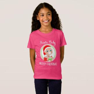 Camiseta Gráfico bonito do divertimento do bebê do papai