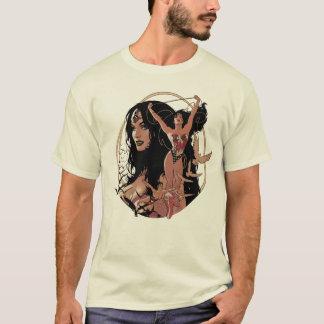 Camiseta Gráfico cómico do cobrir #150 da mulher maravilha