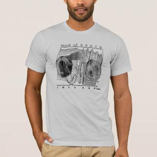 Camiseta Gráfico do auscultadores do travesseiro de
