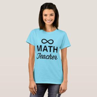 Camiseta Gráfico do divertimento do professor de matemática