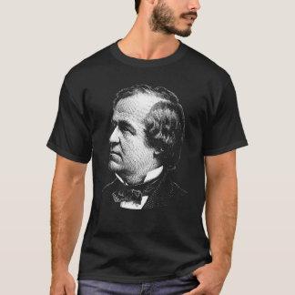 Camiseta Gráfico do presidente Andrew Johnson