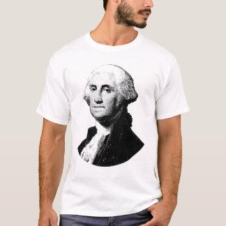 Camiseta Gráfico do presidente George Washington
