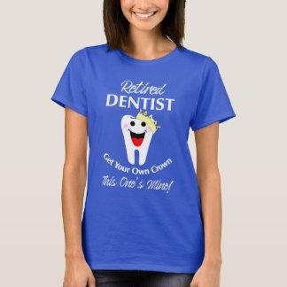 Camiseta Gráfico engraçado aposentado da aposentadoria da