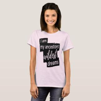 Camiseta Gráfico ideal dos antepassados grande