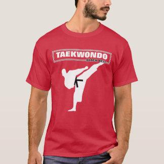 Camiseta Gráfico legal do cinturão negro de Taekwondo